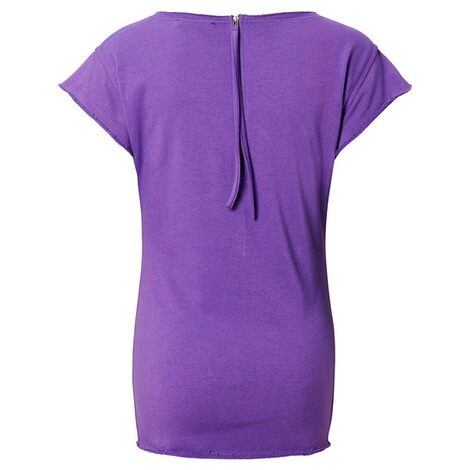 SUPERMOM  T-shirt Purple  Purple 2