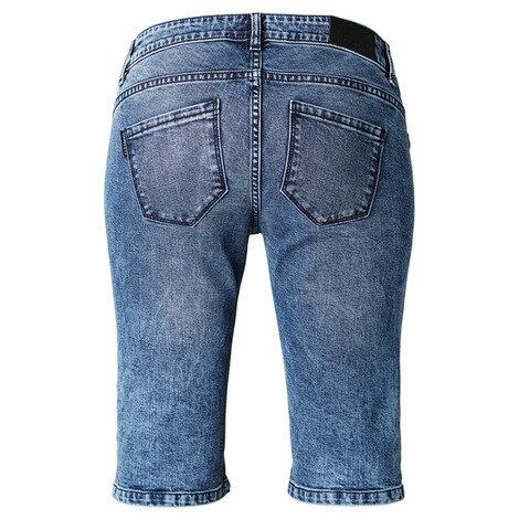 SUPERMOM  Capri Jeans Destroyed  Blue Denim 2
