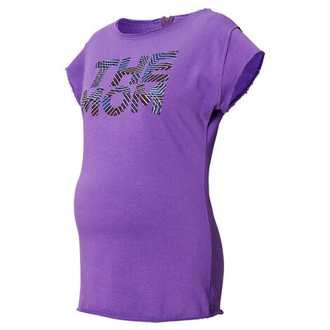 SUPERMOM  T-shirt Purple  Purple 3