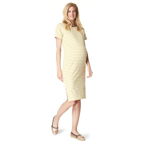 Noppies  Kleid Caithlyn  Bright Yellow 4