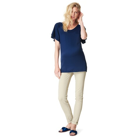 NOPPIES  T-shirt Cate  Midnight Blue 4
