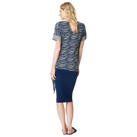 NOPPIES  T-shirt Cara  Grey Melange 5