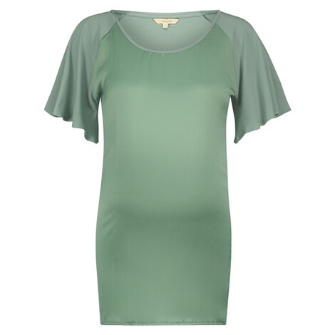 NOPPIES  T-shirt Cate  Light Green 1