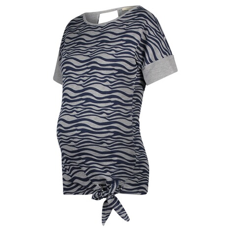 NOPPIES  T-shirt Cara  Grey Melange 3