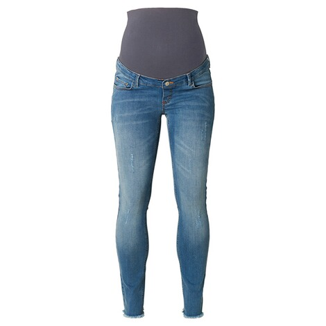 ESPRIT  Slim Umstandshose  Medium Wash 1