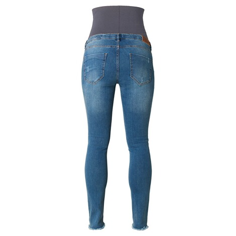 ESPRIT  Slim Umstandshose  Medium Wash 2