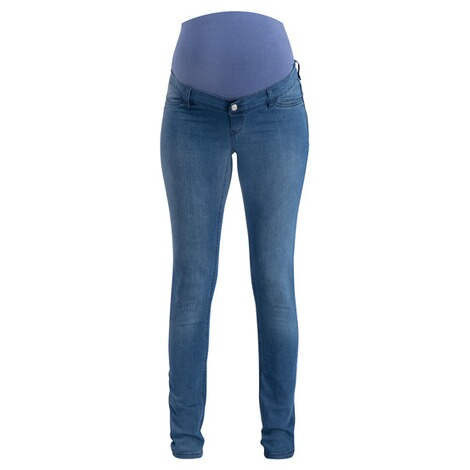 ESPRIT  Slim Umstandsjeans  Medium Wash 1