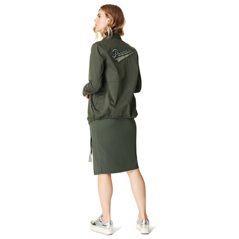 Supermom  Umstandsjacke Sommer ls Army  Army 6