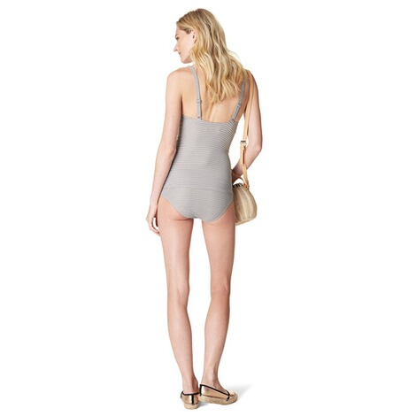 NOPPIES  Tankini Top Cindy  Washed Grey 4
