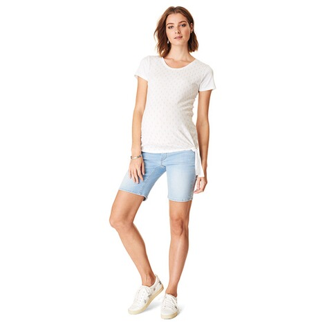 ESPRIT  T-shirt  White 4