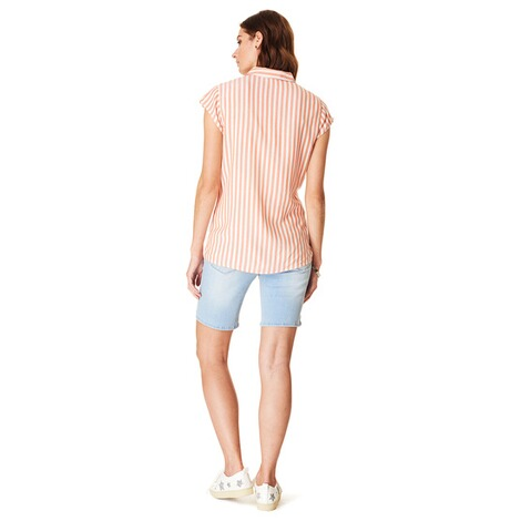ESPRIT  Bluse  Orange Dusk 5