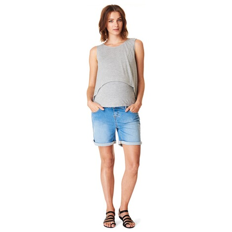 ESPRIT  Umstandsshorts Jeans  Medium Wash 6