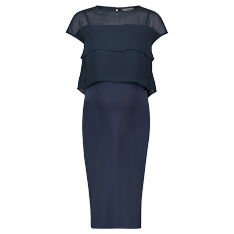 NOPPIES  Kleid Daisy  Navy 1