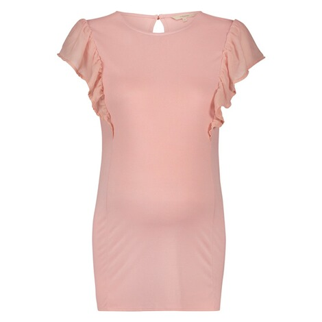 NOPPIES  T-shirt Daimy  Light Rose 1