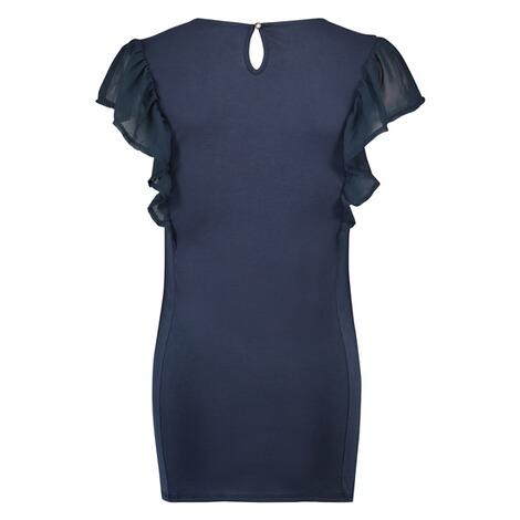 NOPPIES  T-shirt Daimy  Navy 2