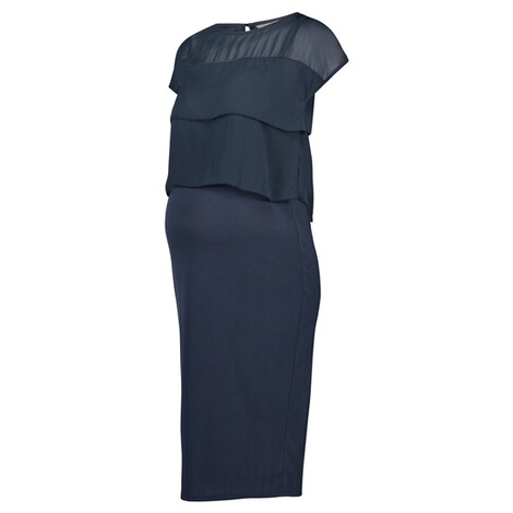 NOPPIES  Kleid Daisy  Navy 3