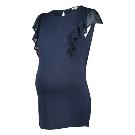 NOPPIES  T-shirt Daimy  Navy 3