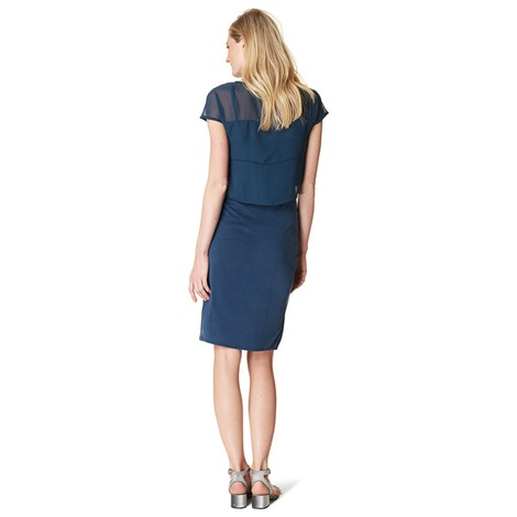 NOPPIES  Kleid Daisy  Navy 4