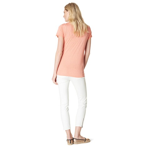 NOPPIES  T-shirt Dorien  Peach 5