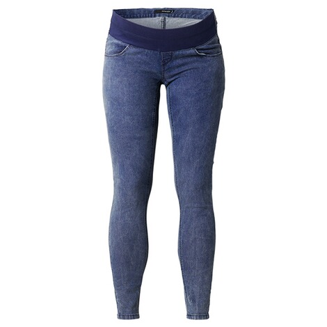 Supermom  Jeggings Blue  Blue 1