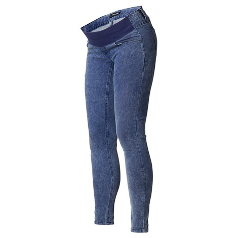 Supermom  Jeggings Blue  Blue 3