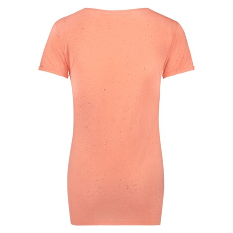 NOPPIES  T-shirt Dorien  Peach 2