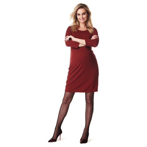 Noppies  Kleid Zinnia  Dark Red 4