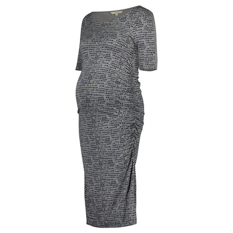 NOPPIES  Kleid Carly  Grey Melange 3