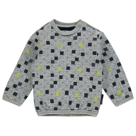 Noppies  Sweater Warren  Grey Melange 1