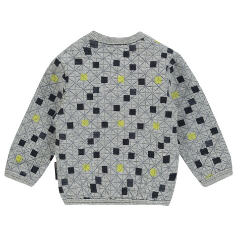 Noppies  Sweater Warren  Grey Melange 2