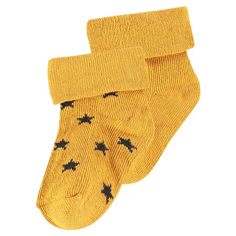 NOPPIES  Socken (2 Paar) Levi  Honey Yellow 1
