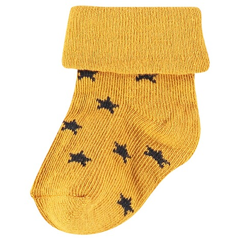 NOPPIES  Socken (2 Paar) Levi  Honey Yellow 3