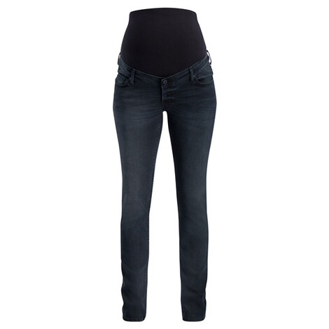 NOPPIES  Slim Umstandsjeans Mila  Midnight Blue 1