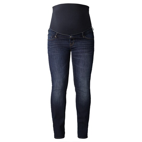 Noppies  Slim Umstandsjeans Mila Plus  Everyday Blue 1