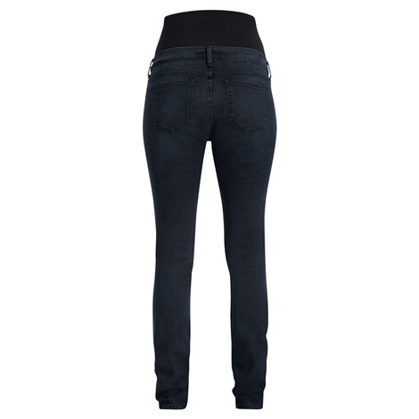 NOPPIES  Slim Umstandsjeans Mila  Midnight Blue 2