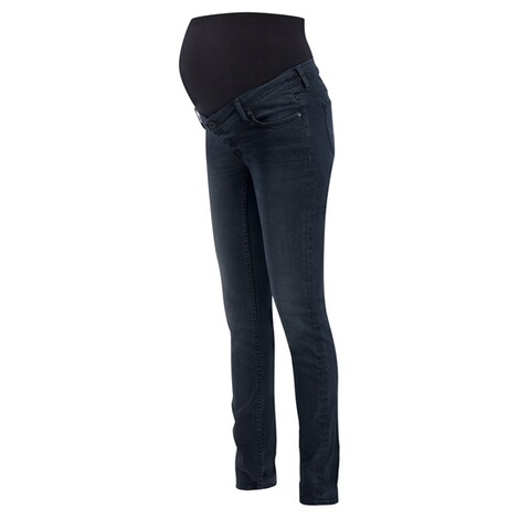 NOPPIES  Slim Umstandsjeans Mila  Midnight Blue 3