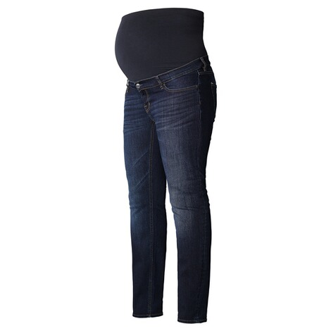 Noppies  Slim Umstandsjeans Mila Plus  Everyday Blue 5
