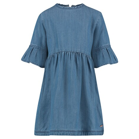 Noppies  Kleid Putnam  Light Blue Wash 1
