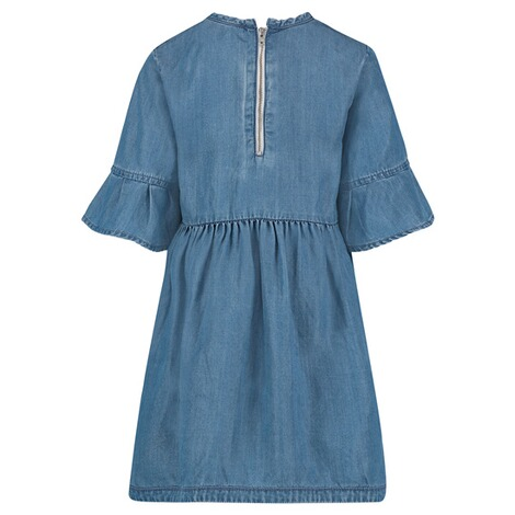 Noppies  Kleid Putnam  Light Blue Wash 2