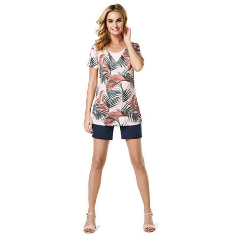 Noppies  Umstandsshorts Orit  Dress Blues 7