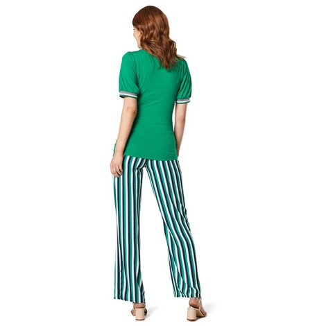Queen Mum  Casual Hose Pants  Parakeet 5
