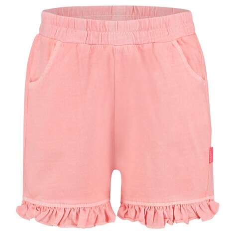 Noppies  Shorts Ruffle  Impatiens Pink 1