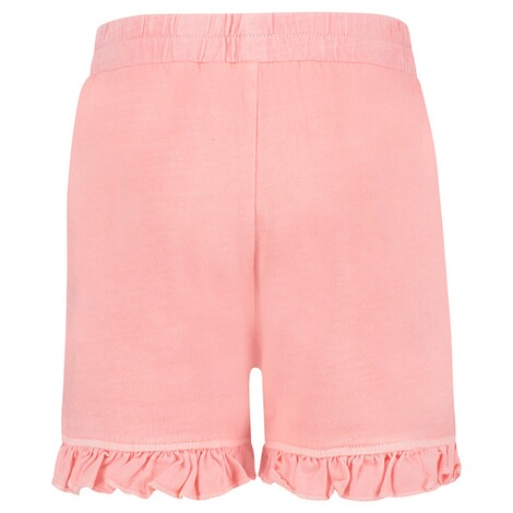 Noppies  Shorts Ruffle  Impatiens Pink 2