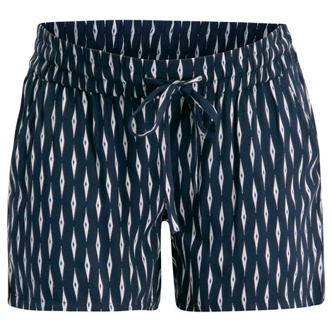 Noppies  Umstandsshorts Pleun  Dress Blues AOP 1