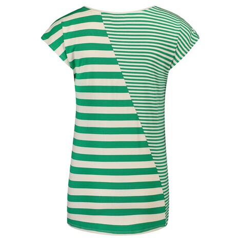 Noppies  T-shirt Pearle  Golf Green Stripe 2