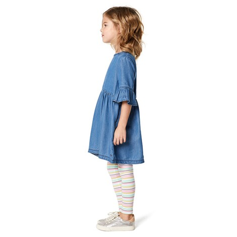 Noppies  Kleid Putnam  Light Blue Wash 4