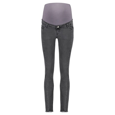 ESPRIT  Slim Umstandsjeans  Grey Dark Wash 1