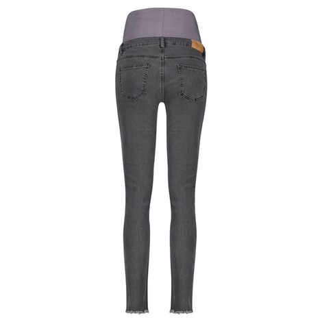 ESPRIT  Slim Umstandsjeans  Grey Dark Wash 2