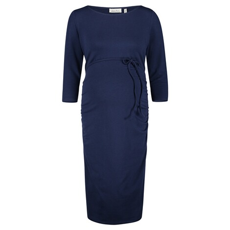 Queen Mum  Kleid  Medieval Blue 1