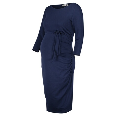 Queen Mum  Kleid  Medieval Blue 3